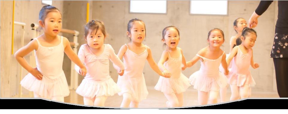 広島のバレエ教室 バレエプラティーヌ ballet platine